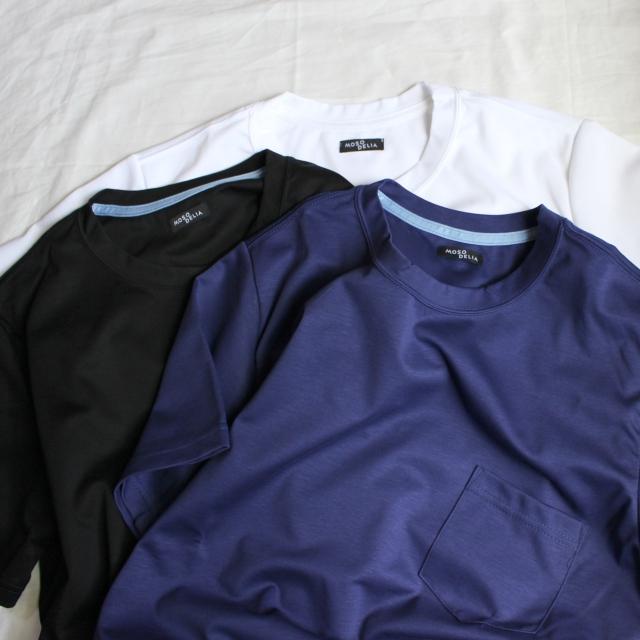【メンズ新入荷】 mosodelia / 32GポケットTシャツのご紹介