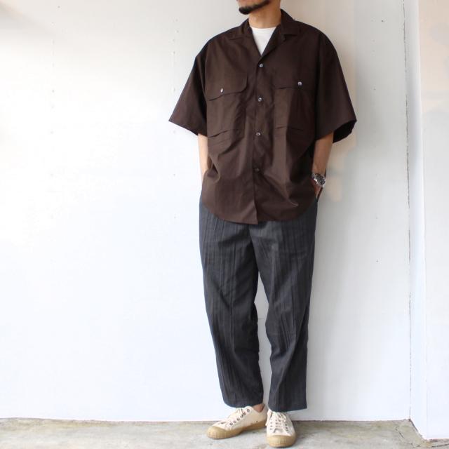 Men's Styling Vol.424 ビッグシャツ×スラックス